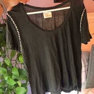 Urban Outfitters Studded Tee